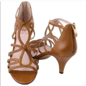 Vince Camuto Caged heels